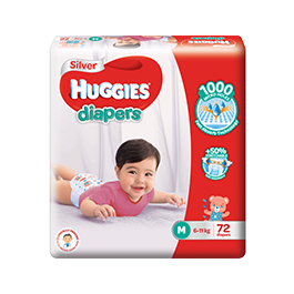 Huggies Silver Diapers