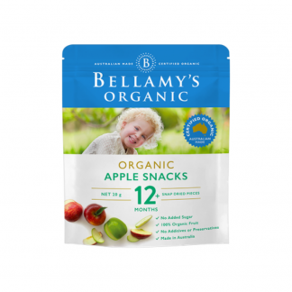 Bellamy apple snack