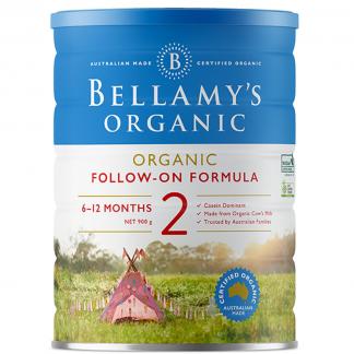 Bellamy's Organic