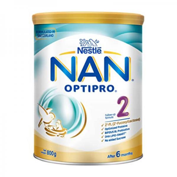 Nestle optipro nan