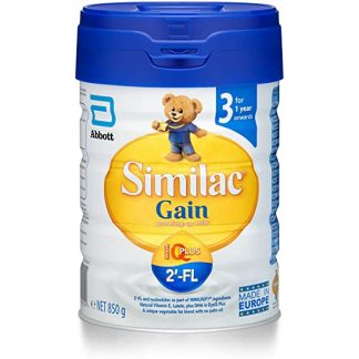 Similac gain kid stage