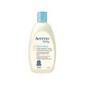 Aveeno baby eczema wash