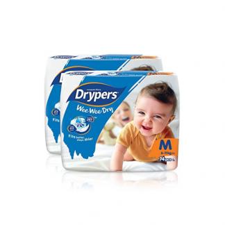 Drypers wee wee dry diaper