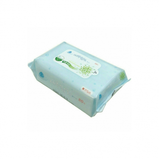 Jeju island wet wipes