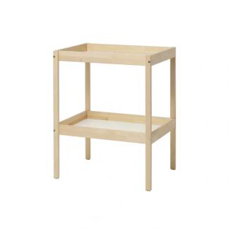 Ikea sniglar changing table
