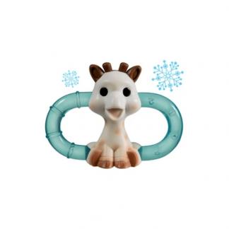 Sophie la girafe double ice teething ring
