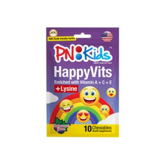 Pnkids happyvits chewable