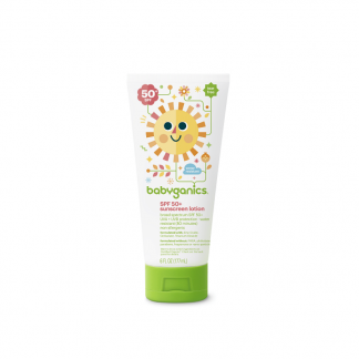Babyganics SPF 50+ Sunscreen Lotion