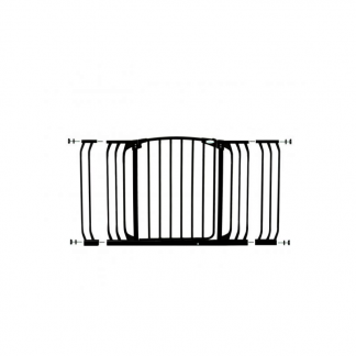 Dreambaby chelsea xtra-wide metal baby gate