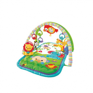 Fisher Price 3-in-1 Musical Rainforest Activity Gym