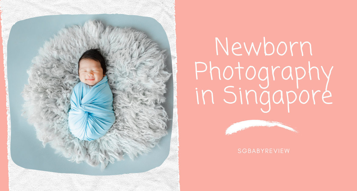 Featured photo for blog article on newborn photography in Singapore